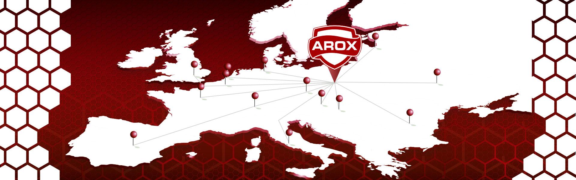 Gdzie kupić? - Arox